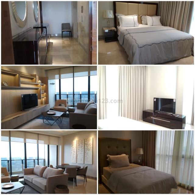 District 8, 2 Bedroom AD82A006, SCBD, Jakarta Selatan