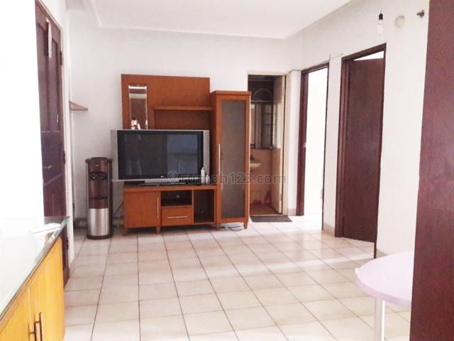 Apartemen Medit 1, 2 Unit Gandeng 2BR+2 Furnished Low Floor-Jakarta Barat, Central Park, Jakarta Barat