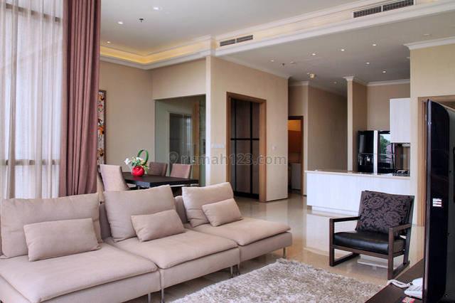 Apartemen Senopati Suites, Senopati, Jakarta Selatan