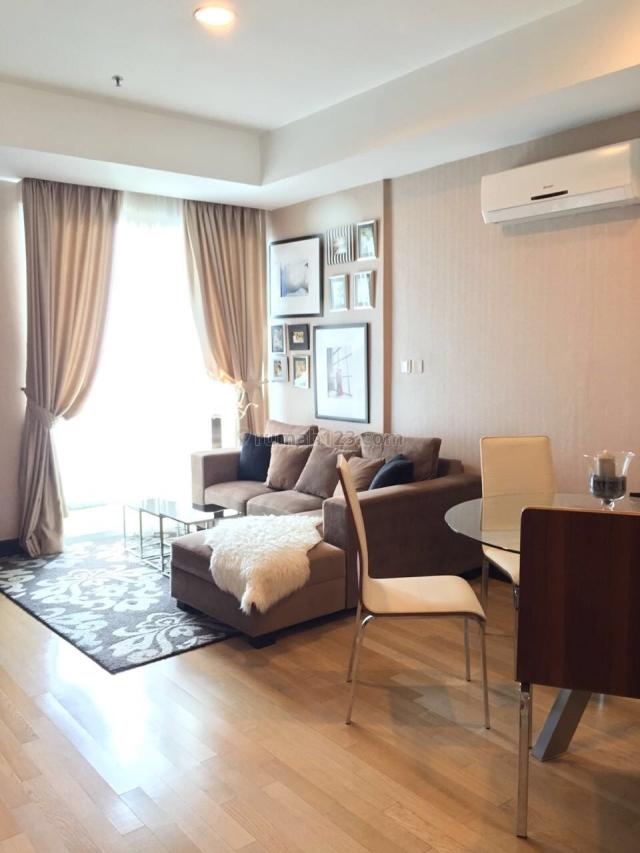 Apartment Essence Dharmawangsa 2 Bedroom, Kebayoran Baru, Jakarta Selatan