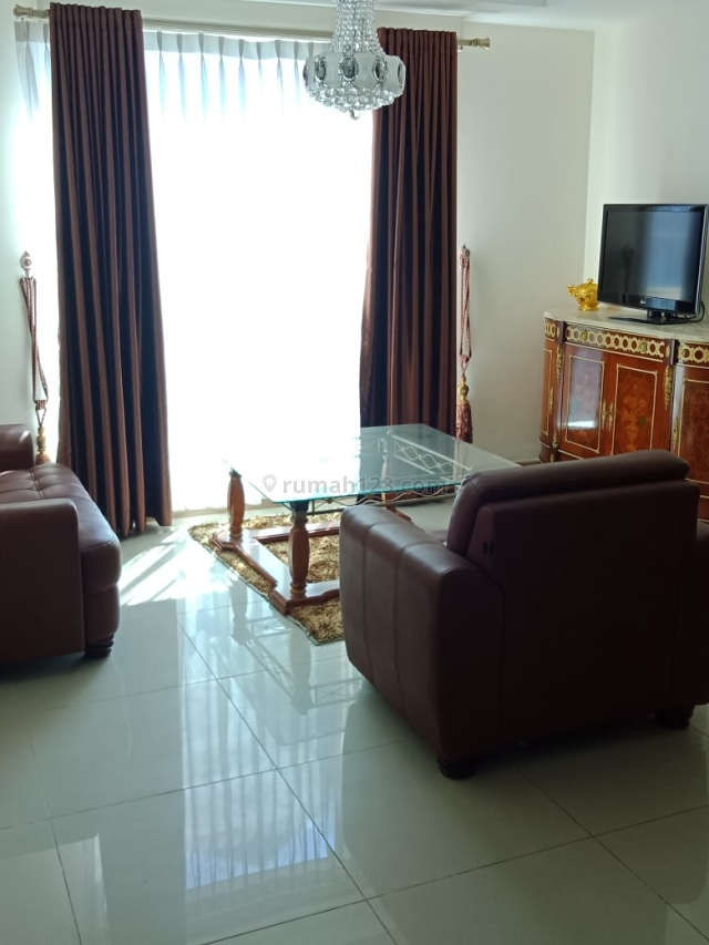 Apartemen Casa Grande Residence 3BR Full Furnished Tower Montana Middle Floor, Kuningan, Jakarta Selatan
