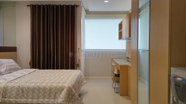 Apartemen Studio Fully Furnished Brand New - Sebelah Binus University, Alam Sutera, Tangerang