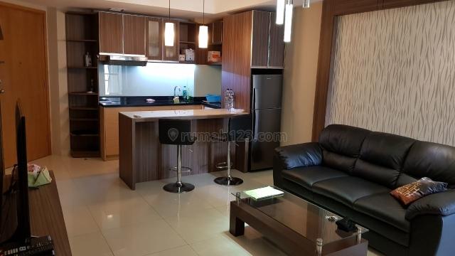 Unit 73m 2BR Furnish Di Apartemen The Mansion, Kemayoran, Jakarta Pusat