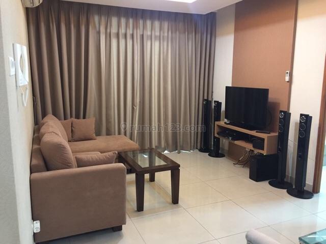 Apartemen Hampton Park Mewah dan Murah, Terogong, Jakarta Selatan