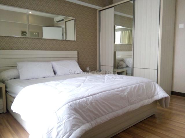 Apartemen H Residance 1BR Furnished, MT Haryono, Jakarta Selatan