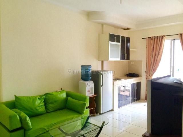 Apartemen Cantik Mediterania Garden 2BR Fully Furnish Middle FLoor, Tanjung Duren, Jakarta Barat