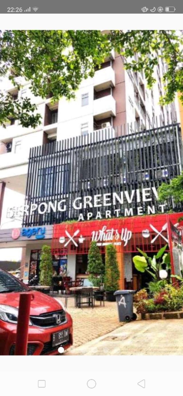 apartemen full furnish di bsd, Lengkong Kulon, Tangerang