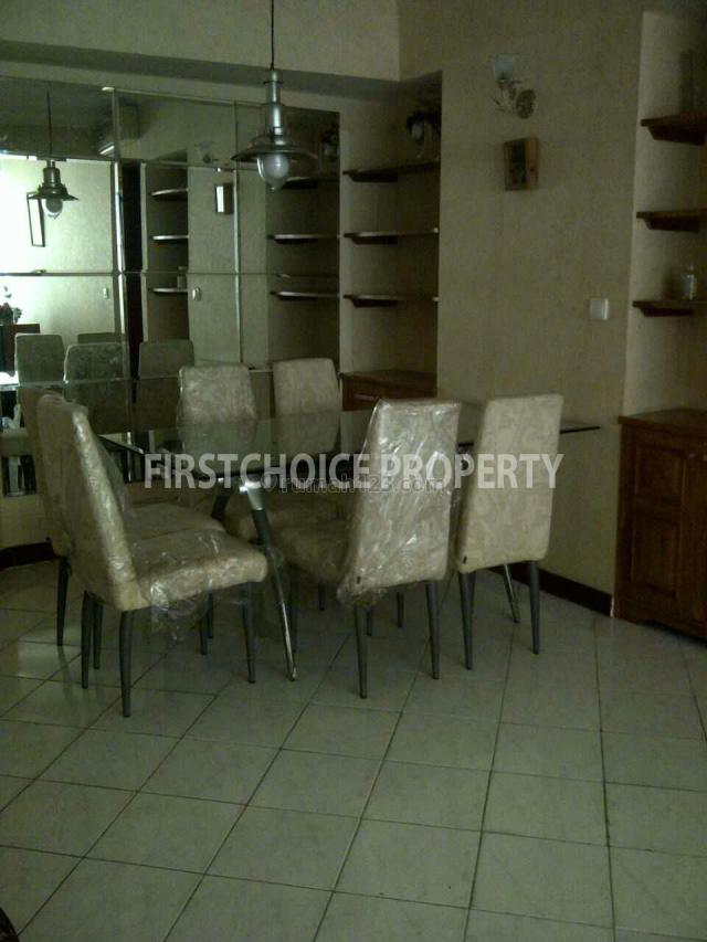 Apartemen Taman Anggrek – 2 BR Fully Furnished, Tanjung Duren Selatan, Jakarta Barat