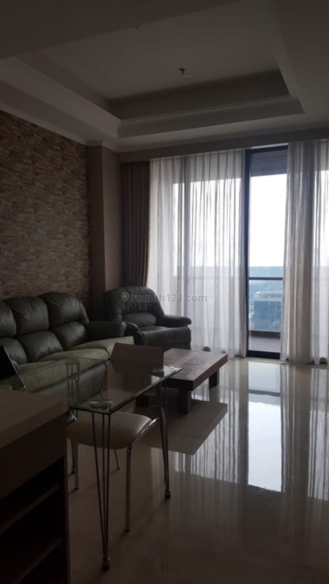 Apartemen District8 Mewah dan Murah, Senopati, Jakarta Selatan