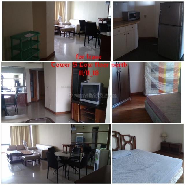 Apart Taman Anggrek Bagus dan Murah 2BR+1 Furnish Bagus Low Floor, Taman Anggrek, Jakarta Barat