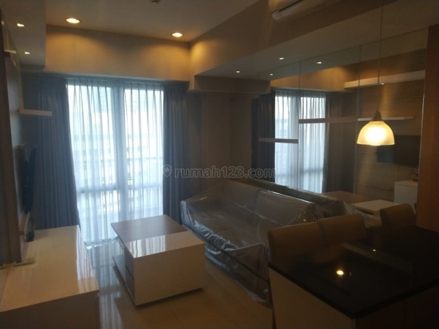 Apartemen Ambassade Residence Kuningan 2BR Full Furnished Low Floor, Setiabudi, Jakarta Selatan