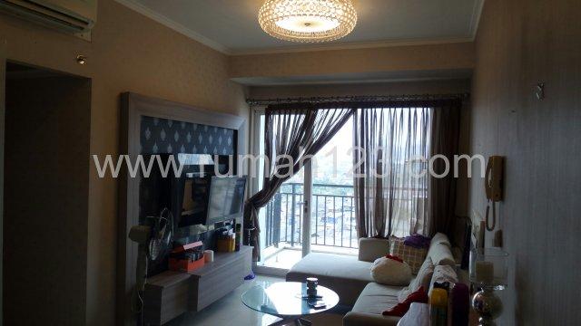 Apartment Marbella Kemang 3 Br-good View And Semi Furnished, Kemang, Jakarta Selatan