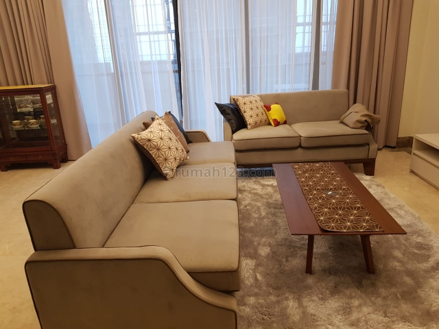 Apartemen District 8 Senopati 3 Bedroom+1 Maidroom Full Furnished, Senopati, Jakarta Selatan