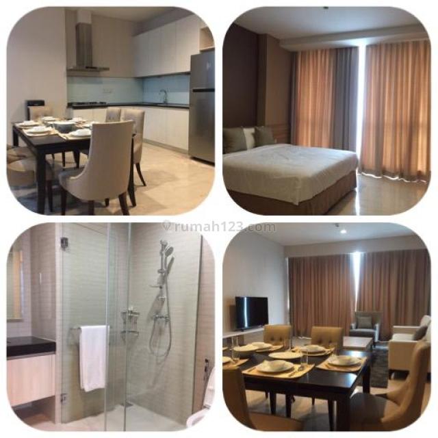 Four Winds, 2 Bedroom AFW2A001, Kebayoran Lama, Jakarta Selatan