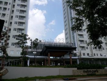 For Rent Large 1 BR Furnished unit @ Metro Park Residence - Kedoya - Jakarta Barat, Kedoya, Jakarta Barat