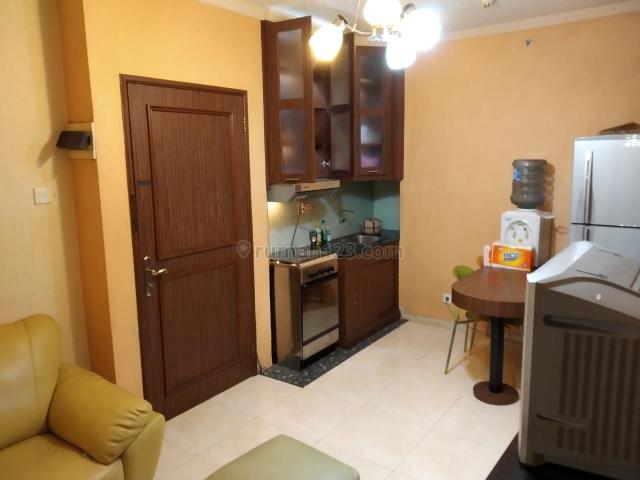 Apartemen  Mediterania Gajah Mada Residence Type 2BR  dijadikan 1 BR, Bagus dan Fully Furnished., Tamansari, Jakarta Barat