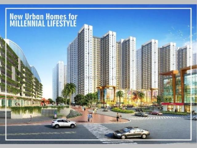 Apartemen Osaka Riverview PIK2 Terlengkap dan Megah MD685, Senayan, Jakarta Pusat