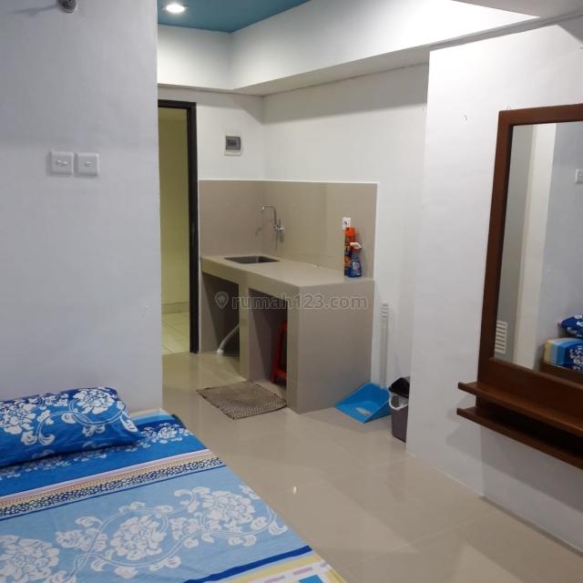 Apartemen Jarrdin Type studio Full Furnish, Cihampelas, Bandung