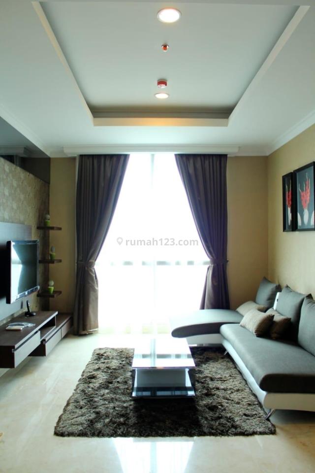 Apartemen Mewah di Senopati Suites , Kebayoran Baru, Jakarta Selatan  ( corner timur – selatan ), Kebayoran Baru, Jakarta Selatan