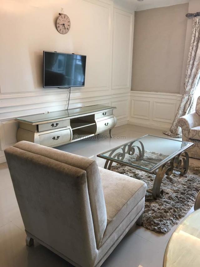 Apartemen Bellezza Permata Hijau 3 Bedroom+1 Full Furnished, Permata Hijau, Jakarta Selatan