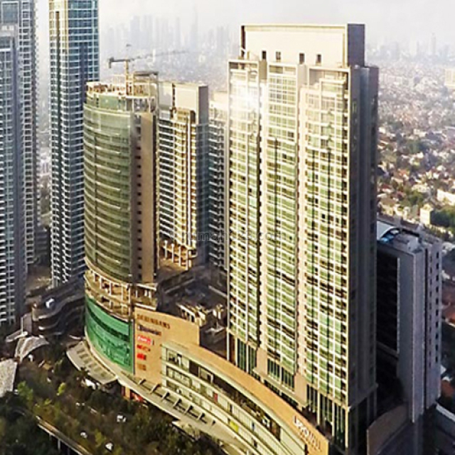 Kemang Village, 89m2, 2 Bedrooms, Kemang, Jakarta Selatan