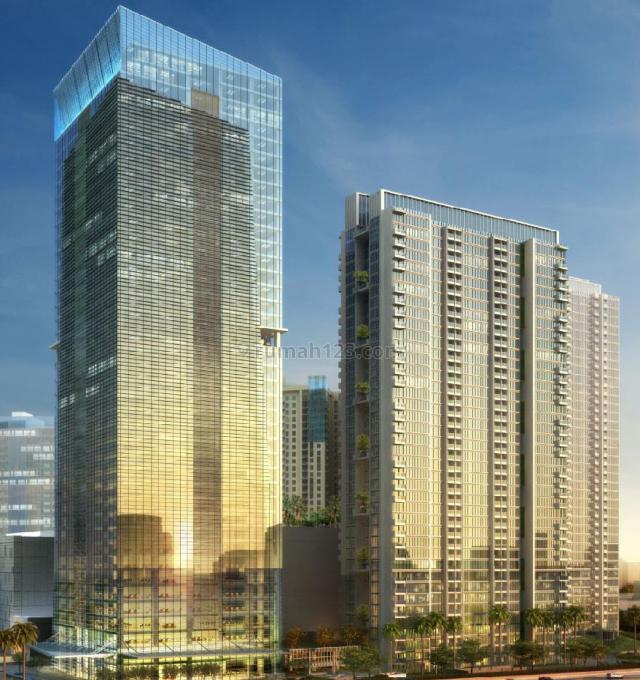 Casa Grande Residence, 105m2, 2 Bedrooms, Cassablanca, Jakarta Selatan
