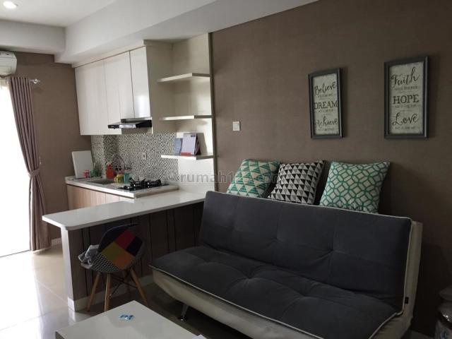 Apart Metro Park Residence 2BR Lantai Rendah View City, Kebon Jeruk, Jakarta Barat