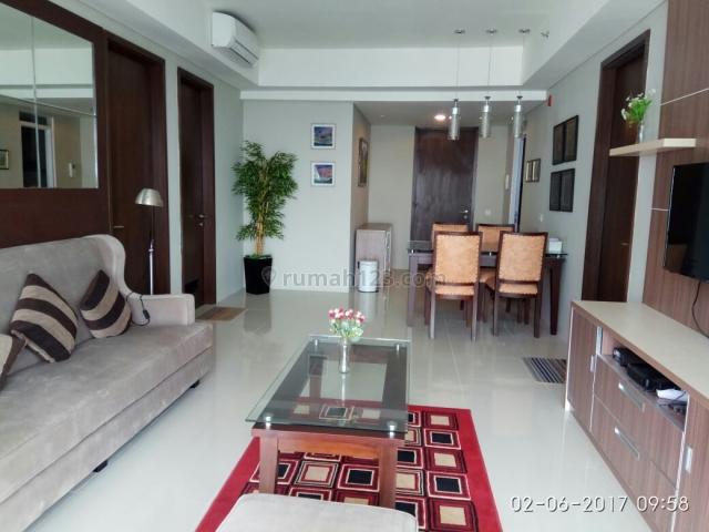 Apartemen St Moritz Royal 88m, Puri Indah, Jakarta Barat