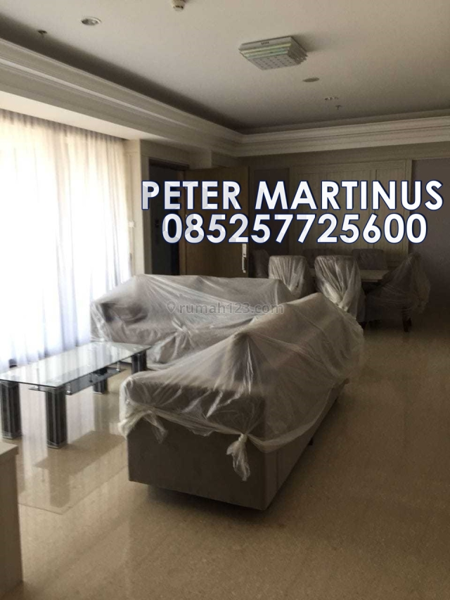 SPECIAL OFFER! APARTEMEN 1 Park Avenue Gandaria 146sqm 2Br Furnished!, Kebayoran Lama, Jakarta Selatan