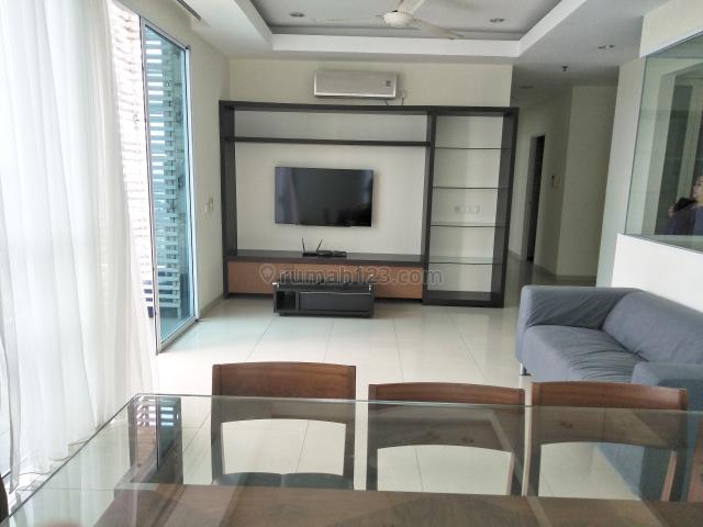 Apartment Dharmawangsa Full Furnished, Kebayoran Baru - Jakarta Selatan (NV/JC), Kebayoran Baru, Jakarta Selatan
