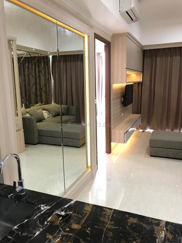 Apartemen Taman Anggrek Resident. Furnish, 2BR, Rp 75 Juta/Bulan, Tanjung Duren, Jakarta Barat