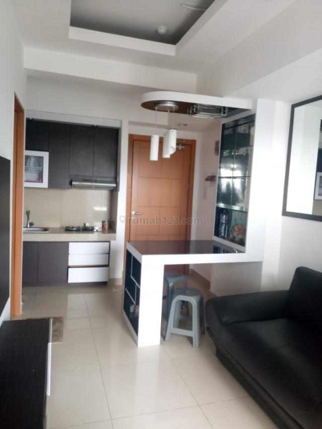 Apartemen Murah The Nest 2 Bed Room Full Furnished hanya dengan 3.5 juta / bln, Meruya, Jakarta Barat