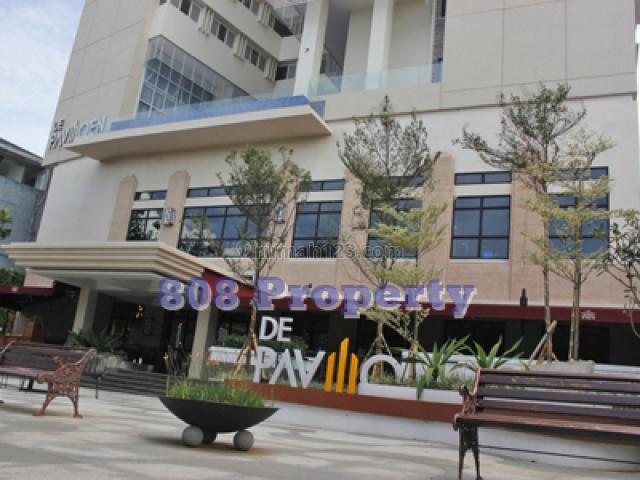 Apartemen De Paviljoen Lt 8 Corner Rosemary 2 BR Family Suite, Riau, Bandung