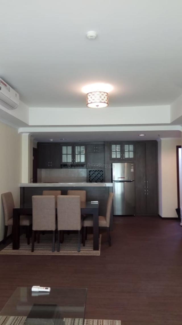 FR/FS Apartemen ST Moritz. Rp. 160 Juta/Tahun 3BR., Kembangan, Jakarta Barat