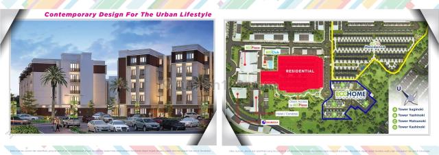 Citra Raya Eco Home Apartment Tower Yashinoki (087894134000), Cikupa Citra Raya, Tangerang