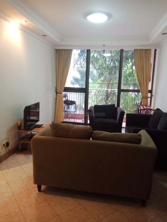 Apartment Taman Rasuna 3BR, Kuningan, Jakarta Selatan