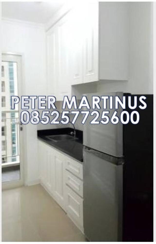 MINI FANCY Apartemen Madison Park Fully Furnished ONLY 56JT/THN, Central Park, Jakarta Barat