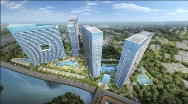 Puri Mansion Apartemen Studio FF 40jt/Thn Tower Amethyst Kembangan DKI Jakarta Jakarta Barat, Kembangan, Jakarta Barat
