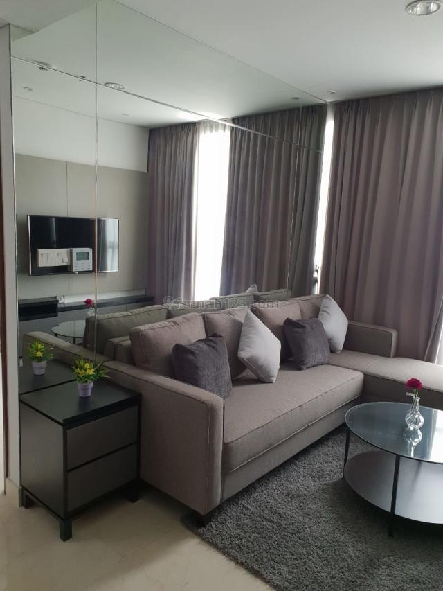 Apartment Ciputra World 2 Kuningan 2 BR, Kuningan, Jakarta Selatan