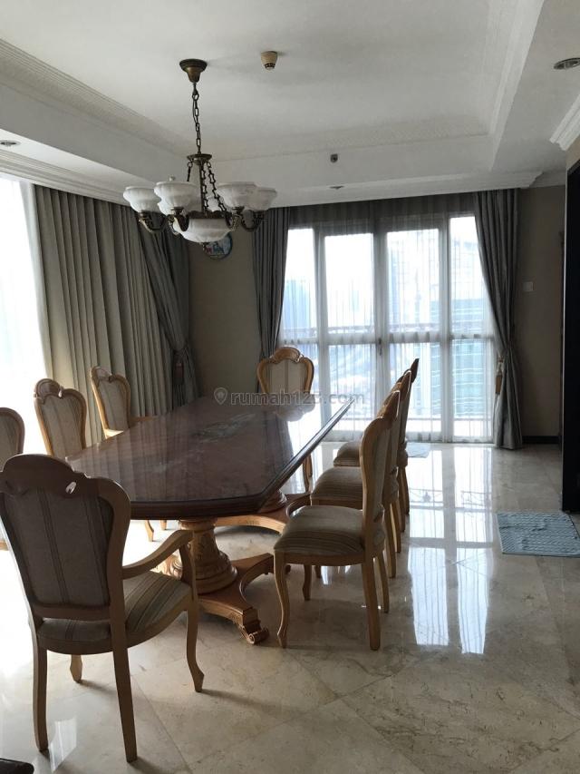 Apartment Belagio Residence 4 BR, Mega Kuningan, Jakarta Selatan