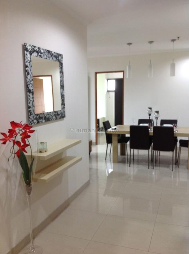 Apartment Hampton Park 2 BR, Pondok Indah, Jakarta Selatan