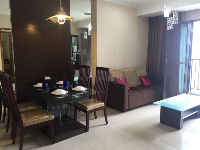 Apartment Hampton Park Pondok Indah 2 BR, Pondok Indah, Jakarta Selatan