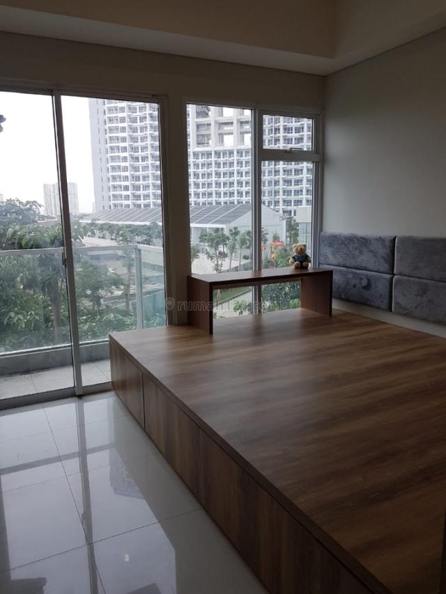 Apartemen Puri Mansion ukuran 26m, lokasi strategis, hunian nyaman, Puri Mansion, Jakarta Barat