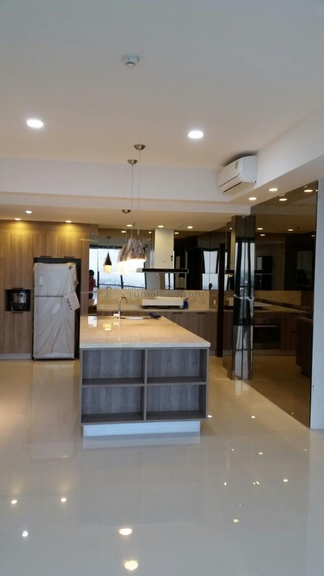 Apartemen St Moritz Royal 112m, Puri Indah, Jakarta Barat