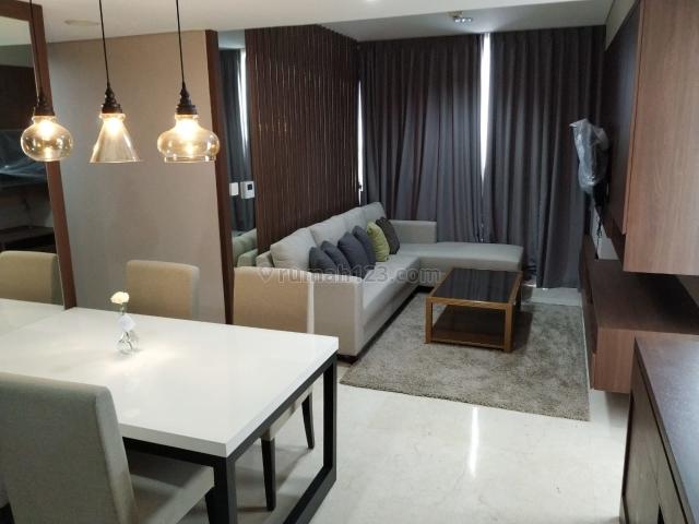 Apartemen Ciputra World 2 Tower Orchard 2BR Nice Furnish Ready to Stay Info: Yudi 0818998830, Karet, Jakarta Selatan
