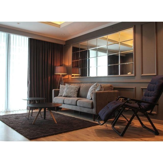 Apartemen St Moritz New Presidential 120m, Puri Indah, Jakarta Barat