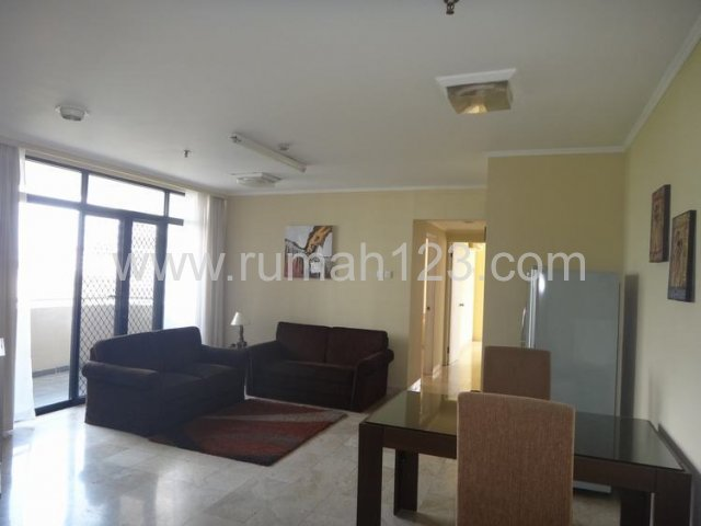 Ready Now Beverly Tower Apartment For Rent, TB Simatupang, Jakarta Selatan