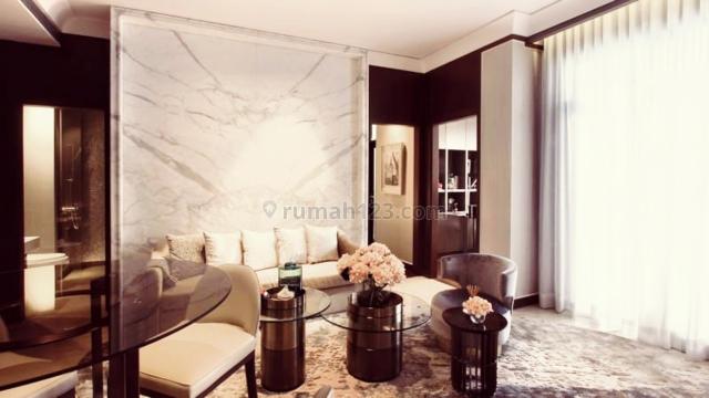 Apartemen Premium 2 BR Diskon 175 Jt JakSel, Permata Hijau, Jakarta Selatan