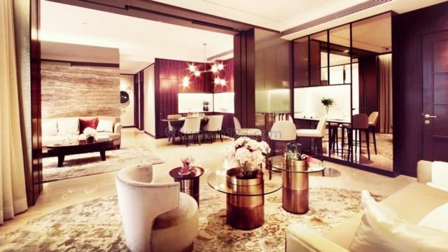Apartemen Premium 4 BR Diskon 350 Jt Jaksel, Permata Hijau, Jakarta Selatan
