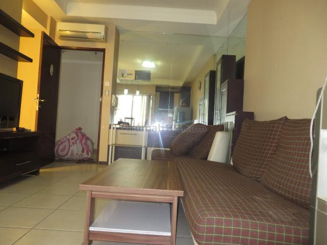 Best Price !! Apartemen Mediterania Garden 3BR Full Furnished Low Floor, Central Park, Jakarta Barat